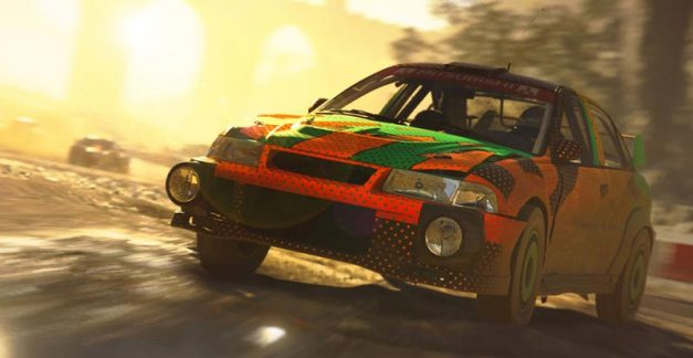 What's DIRT 5 bringing to the PS5 track?