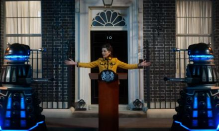 Doctor Who – prepare for maximum extermination!