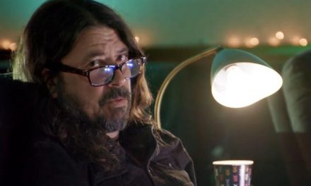 Foo Fighters get historical in new video