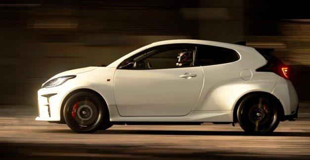 Gran Turismo Sport adds a Toyota… Yaris?!