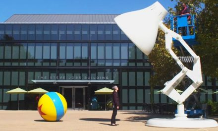 See what makes Pixar tick