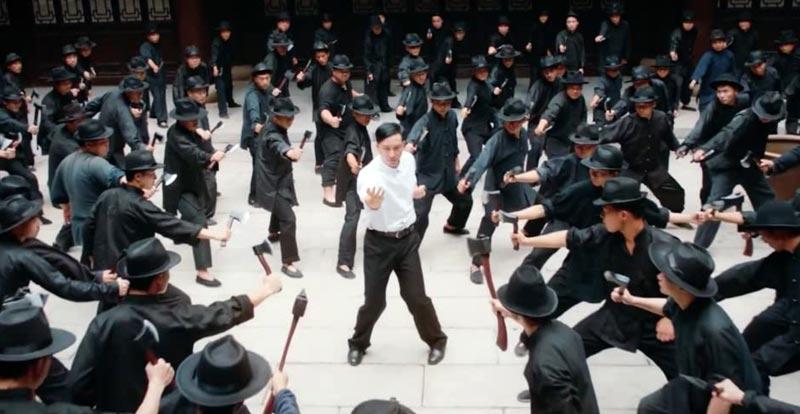 Get ready for new Ip Man!