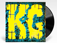 Vinyl album cover artwork for K.G. by King Gizzard and the Lizard Wizard