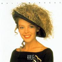 Album cover artwork for Kylie Monogie's debut album Kylie