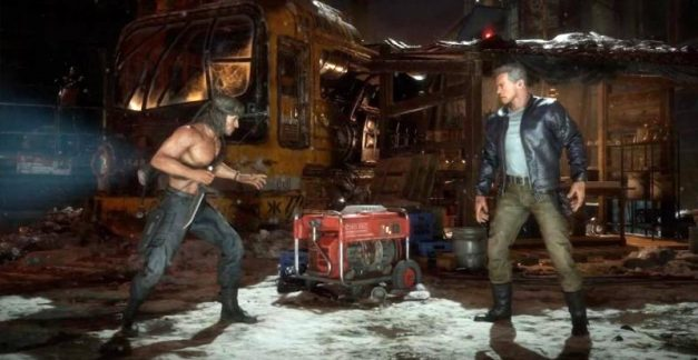 Mortal Kombat 11 Ultimate pits Rambo against the Terminator