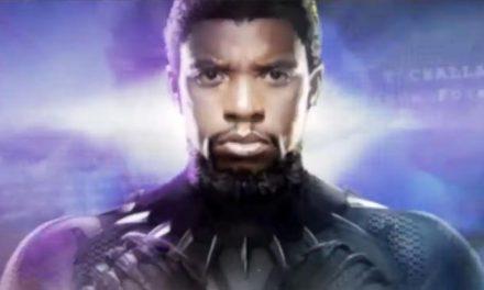 Marvel add Chadwick Boseman tribute to Black Panther
