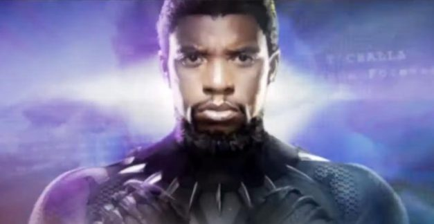 Marvel add Chadwick Boseman tribute to Black Panther