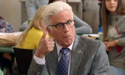 Ted Danson for Mr. Mayor!