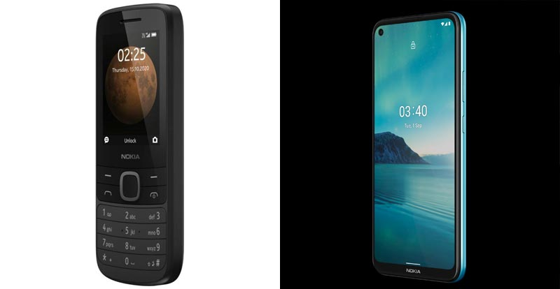 Trust Nokia with two new phones