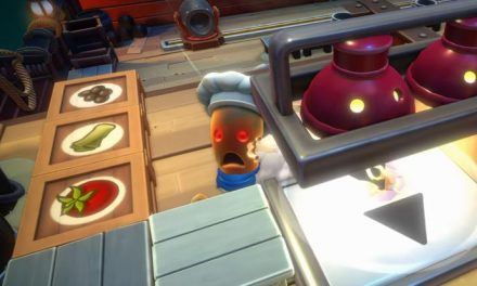 Get spooked in Overcooked!
