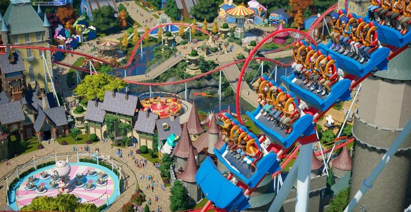 Fair's fair! Planet Coaster is go