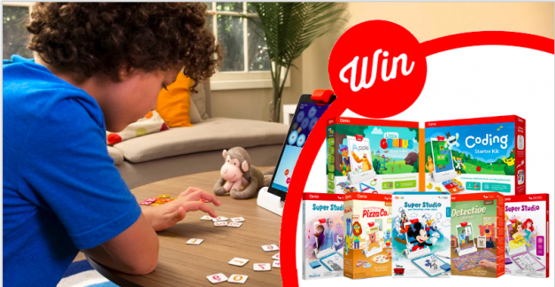 Enter to WIN with Osmo!