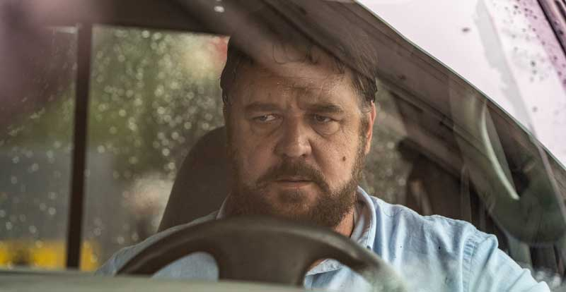 Interview with Russell Crowe – Unhinged