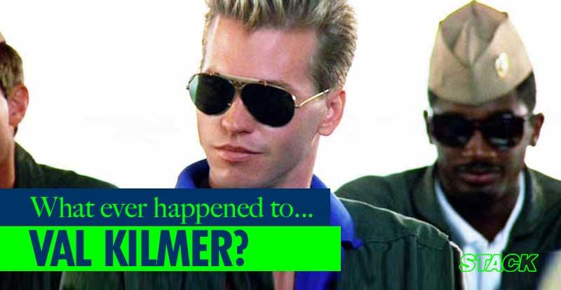 Whatever Happened to… Val Kilmer?