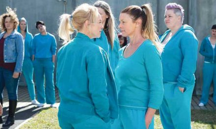 Wentworth: Season 8, Part 1 on DVD & Blu-ray November 25