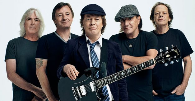 Electric by name, almighty by nature: AC/DC's Angus Young