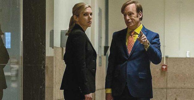 Better Call Saul: Season 5 on DVD & Blu-ray December 2