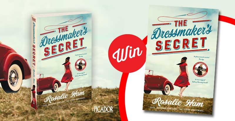 Read the Dressmaker's Secret