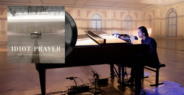 Nick Cave, 'Idiot Prayer: Nick Cave Alone at Alexandra Palace' review