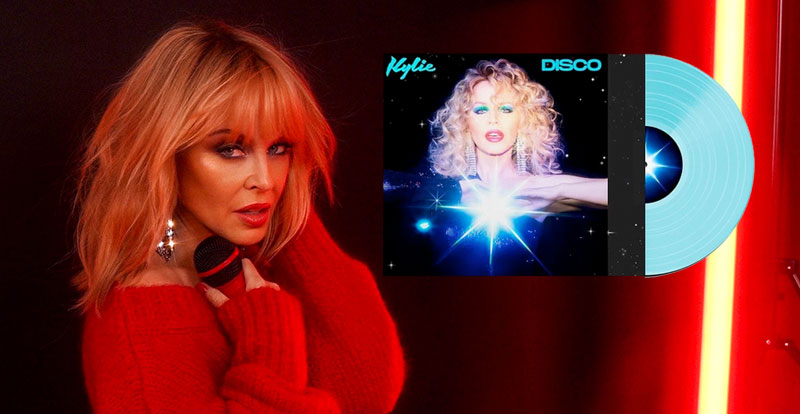 Kylie Minogue, 'DISCO' review