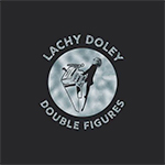 Album cover artwork for Double Figures by Lachy Doley