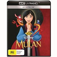 4K November 2020 - Mulan (1988)