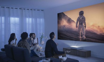 Project Yourself! Home entertainment projectors