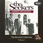 Album cover artwork of Hidden Treasures Vo. 2 by The Seekers