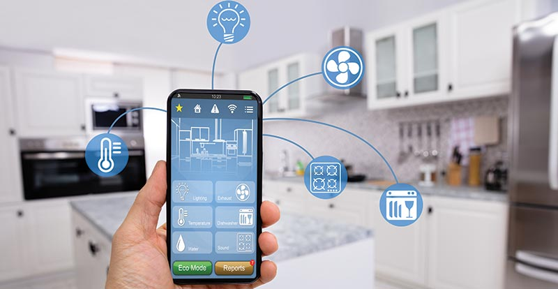 Five reasons why you should make your home smart