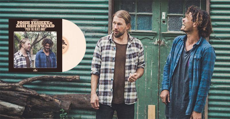 Josh Teskey and Ash Grunwald, 'Push The Blues Away' review