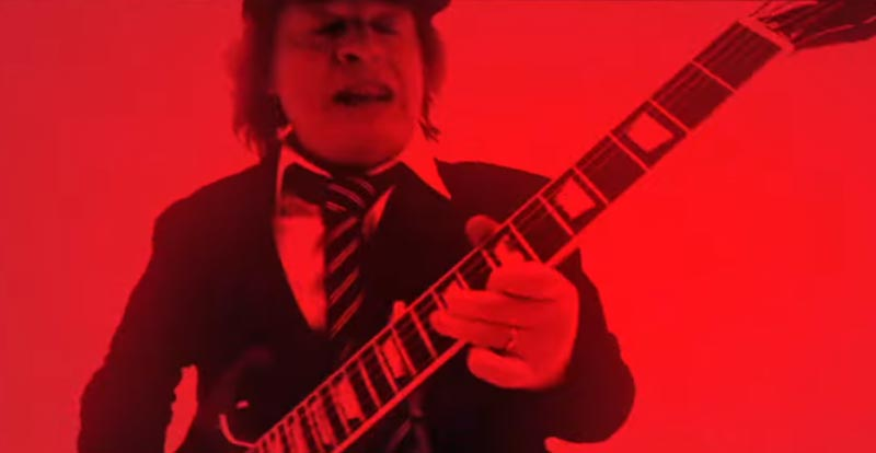 AC/DC unleash high octane new video