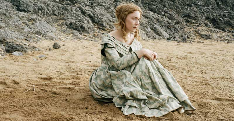 Interview with Saoirse Ronan – Ammonite