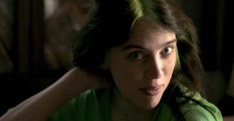 Billie Eilish's blurry world