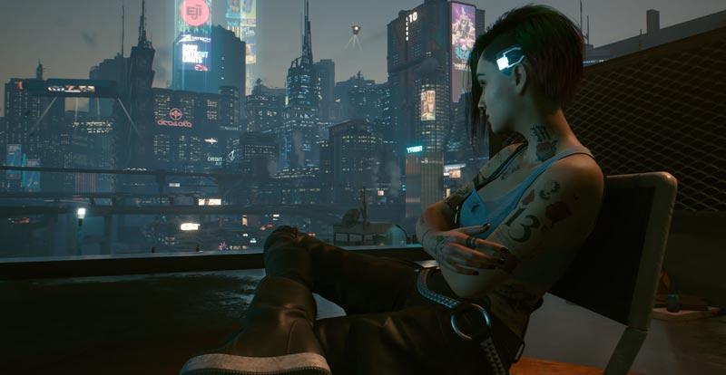 Cyberpunk 2077 is go!