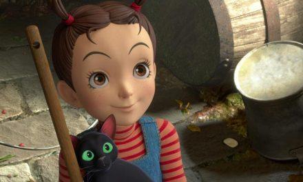Get an earful of  Studio Ghibli's new CGI film