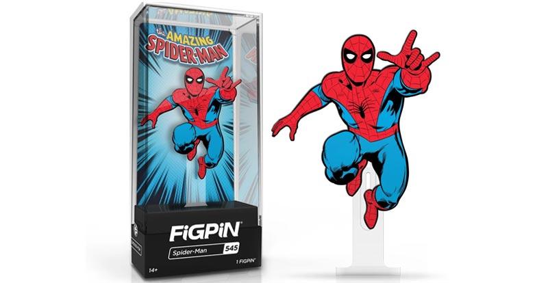 FiGPiN - Spider-Man