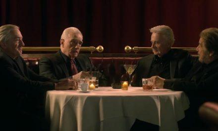 De Niro, Pacino, Pesci and Scorsese talk acting