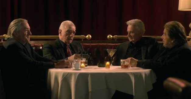 De Niro, Pacino, Pesci and Scorsese talk acting