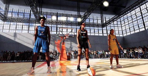 NBA 2K21's next-gen is now!