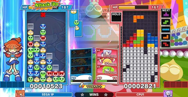 Puyo Puyo Tetris 2 – review