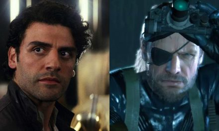 From Poe to mo – Oscar Isaac to be Solid Snake