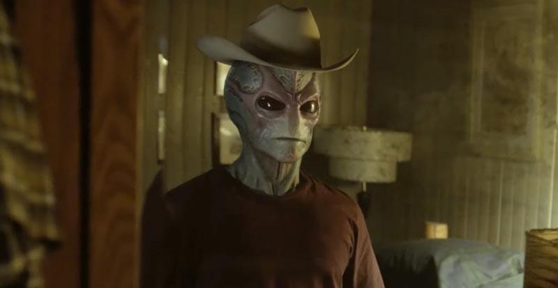 Alan Tudyk is just your everyday Resident Alien