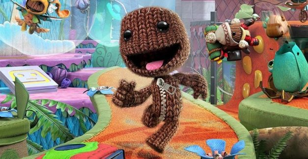 The sounds of Sackboy
