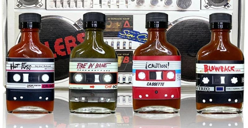 The Killers get saucy with new merch