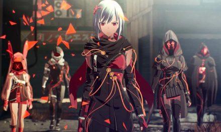 A new look at Scarlet Nexus