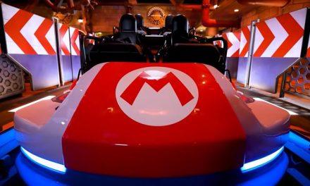 Super Nintendo World gets a date