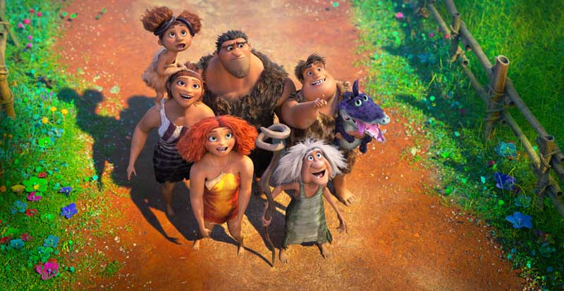 The Croods: A New Age – review