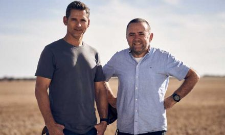 Interview with Eric Bana and director Robert Connolly – The Dry