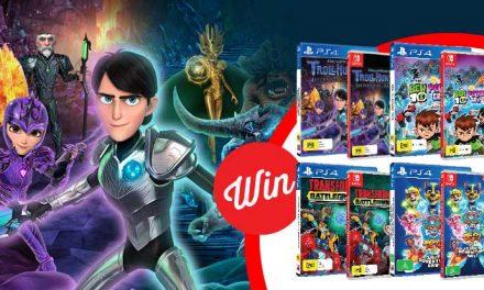WIN a SUPER kids gaming pack!