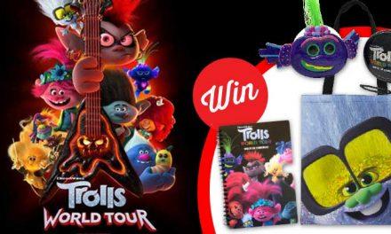 Trolls: World Tour is here!